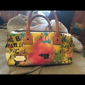 Lamb GRAFFITI PURSE